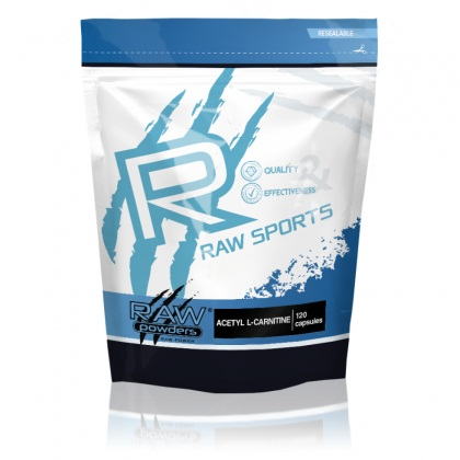 L-carnitine. . Image from Rawpowders.co.uk.